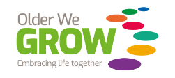 Older We Grow Logo