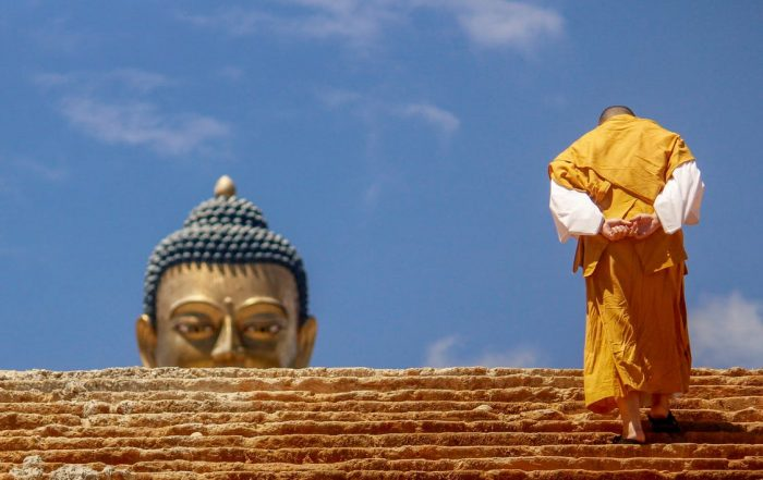 Budhists advice to positive ageing